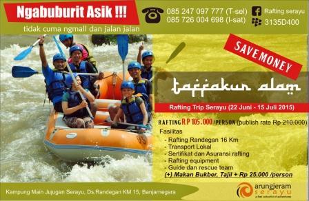 ngabuburit-serayu-rafting