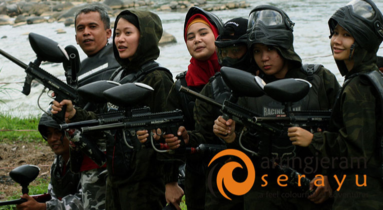 Paintball Banjarnegara
